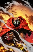 Spawn  #301 Cover C - Virgin Capullo