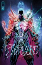 Spawn  #301 Cover O - Campbell