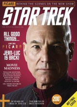 Star Trek Magazine  #73 Newsstand Edition
