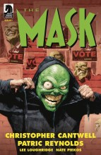 Mask: I Pledge Allegiance to the Mask (4P Ms)  #1 Cover A