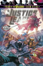 Justice League (Vol. 3)  #34