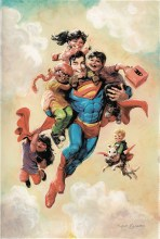 Superman Smashes the Klan (3P Ms)  #1 Variant