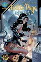 Bettie Page: Unbound  #5 Cover A
