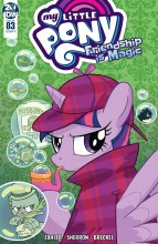 My Little Pony: Friendship Is Magic  #83 Cover A