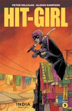 Hit-Girl Season Two  #9 Cover A