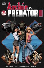 Archie vs Predator 2  #3 Cover A