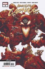 Absolute Carnage (4P Ms)  #3 Variant - 2nd Print