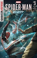 Marvels Spider-Man: Velocity (5P Ms)  #3