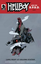 Hellboy and the BPRD: Long Night at Goloski Station  #1 One Shot