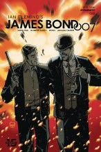 James Bond 007  #12 Cover A