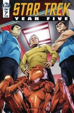Star Trek: Year Five  #7 Cover A