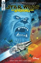 Star Wars Adventures  #27 Cover A