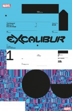 Excalibur (Vol. 2)  #1 1:10 Variant
