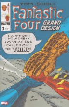 Fantastic Four: Grand Design (2P Ms)  #1