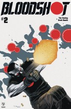 Bloodshot (Vol. 2)  #2 Cover A