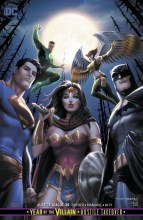 Justice League (Vol. 3)  #35 Variant
