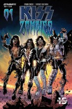Kiss: Zombies  #1 Cover C
