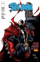 Spawn  #302 Cover A