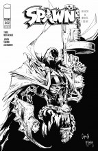 Spawn  #302 Cover C
