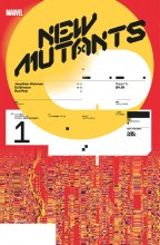 New Mutants (Vol. 2)  #1 1:10 Variant