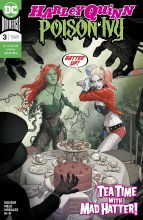 Harley Quinn and Poison Ivy (6P Ms)  #3