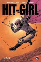 Hit-Girl Season Two  #10 Cover A