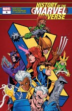 History of the Marvel Universe (6P Ms)  #5