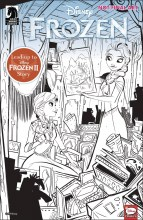 Disney Frozen: True Treasure (3P Ms)  #1 Cover A