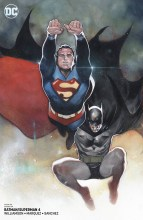 Batman - Superman  #4 Card Stock Variant