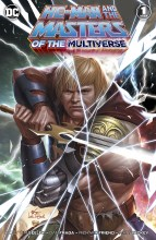 He-Man and the Masters of the Multiverse (6P Ms)  #1