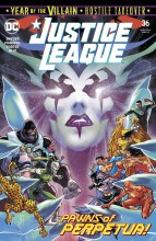 Justice League (Vol. 3)  #36