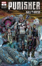 Punisher Kill Krew (5P Ms)  #5