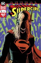 Supergirl (Vol. 7)  #2 Annual