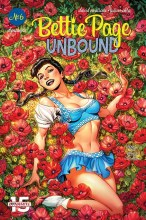 Bettie Page: Unbound  #6 Cover A