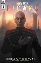Star Trek: Picard - Countdown  #1 Cover A
