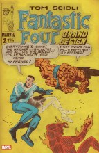 Fantastic Four: Grand Design (2P Ms)  #2