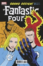 Fantastic Four: Grand Design (2P Ms)  #2 Variant