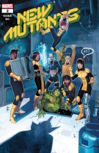 New Mutants (Vol. 2)  #2