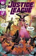 Justice League (Vol. 3)  #37