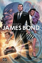 James Bond (Vol. 3)  #1