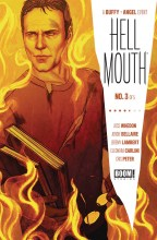 Hellmouth (5P Ms)  #3 Cover A