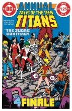 Dollar Comics  #3 - Tales of the Teen Titans Annual