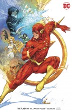 Flash (Vol. 5)  #84 Card Stock Variant
