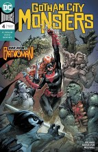 Gotham City Monsters (6P Ms)  #4