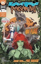 Harley Quinn and Poison Ivy (6P Ms)  #4