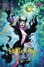 Bettie Page: Unbound  #7 Cover A