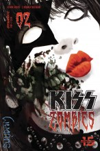 Kiss: Zombies  #2 Cover A
