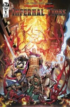 Dungeons and Dragons: Infernal Tides  #1 Cover A