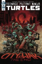Teenage Mutant Ninja Turtles (Ongoing)  #100 Cover A
