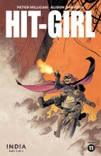 Hit-Girl Season Two  #11 Cover A